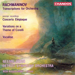 Rachmaninoff 5th